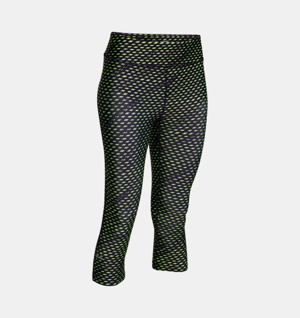 5f365499fd Women s UA HeatGear® Armour Stripe Capri