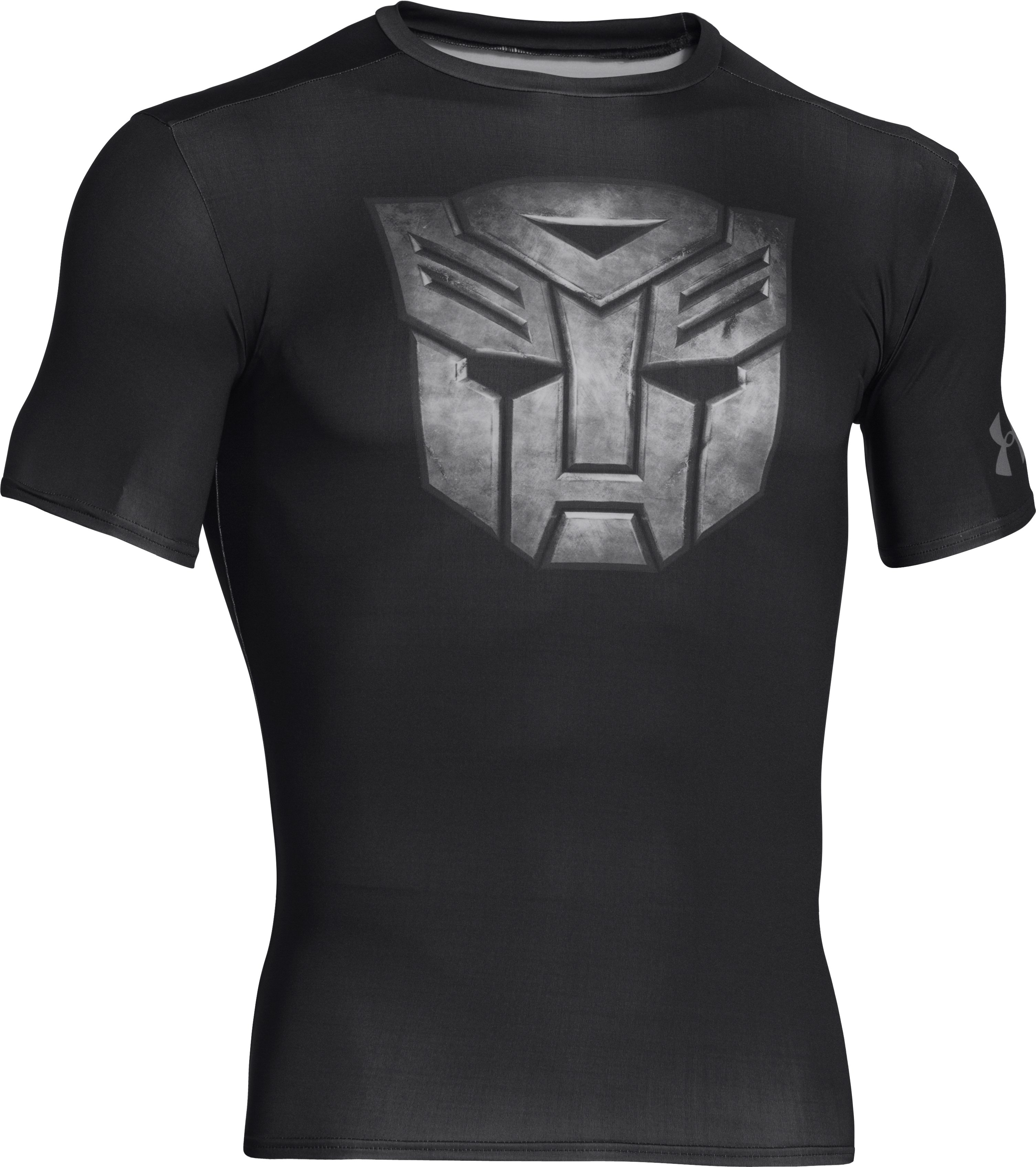 Men's Under Armour® Alter Ego Transformers Autobots Metal Compression Shirt, Black ,
