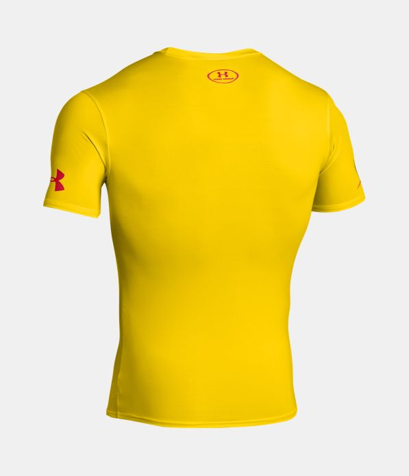 Men S Under Armour Wwe Hulkamania Compression Shirt