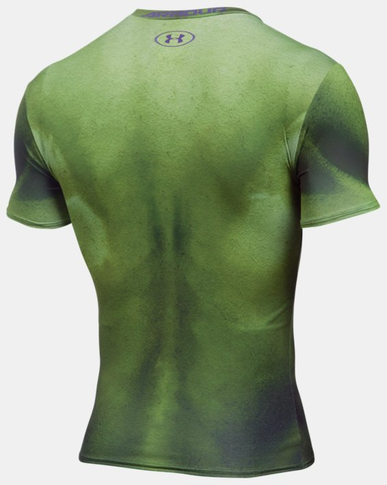 Hulk PR Fullsuit Comp SS, Green, pdpMainDesktop image number 1