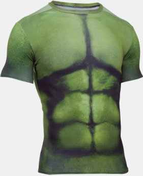 Men's Under Armour® Alter Ego Hulk Compression Shirt  1  Color Available $35.99