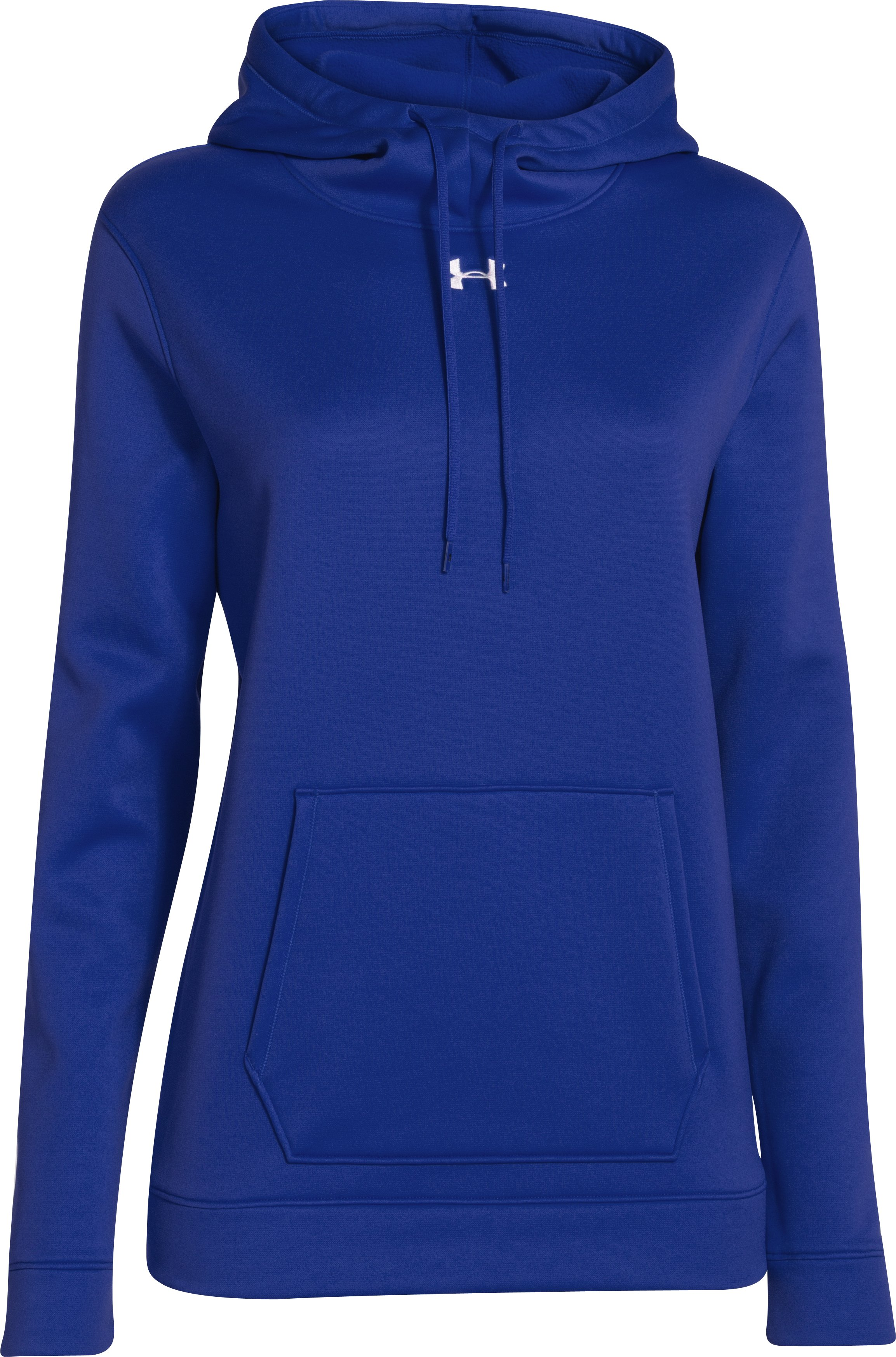 Women's  UA Storm Armour Fleece® Hoodie, Royal, undefined