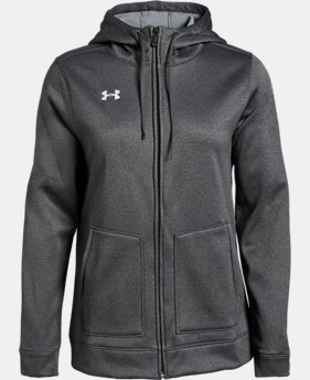 New to Outlet Women's  UA Storm Armour Fleece® Hoodie  1  Color Available $41.99 to $44.99