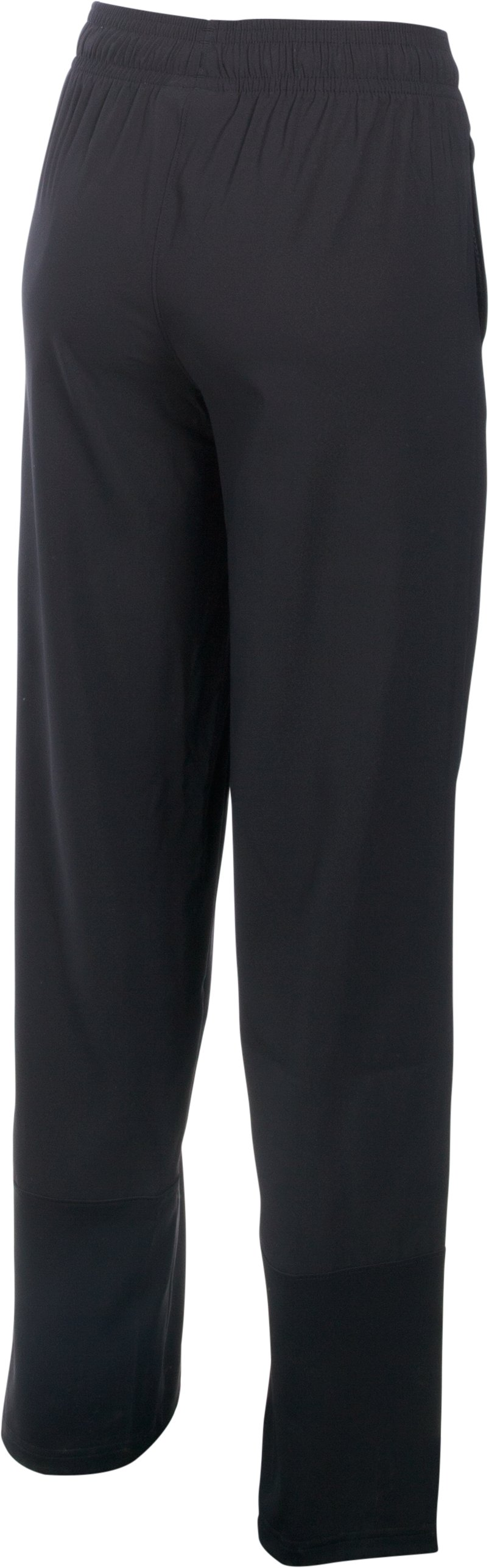 Women's Pre-Game Woven Pants, Black , undefined