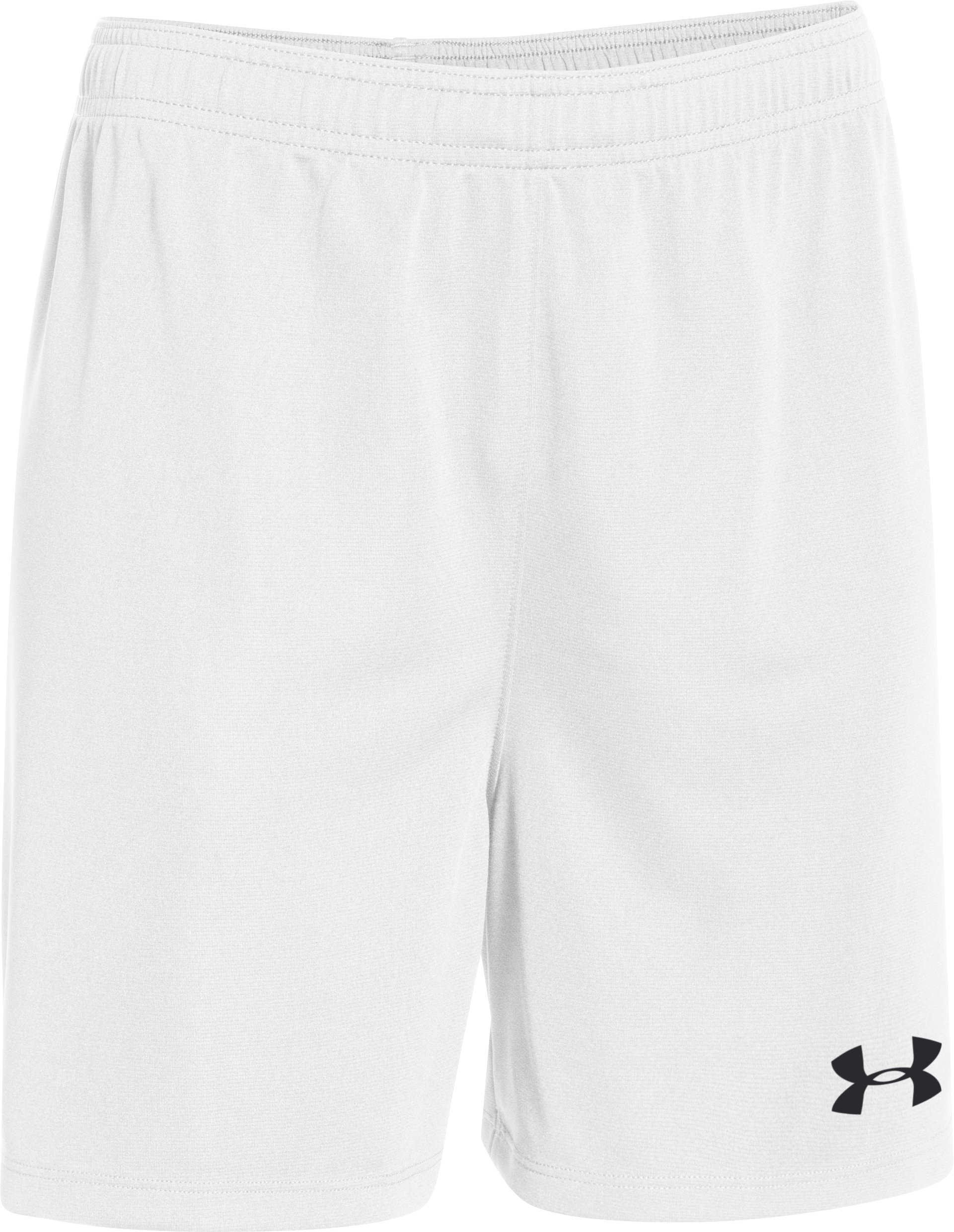 Women's UA Golazo Short, White, undefined