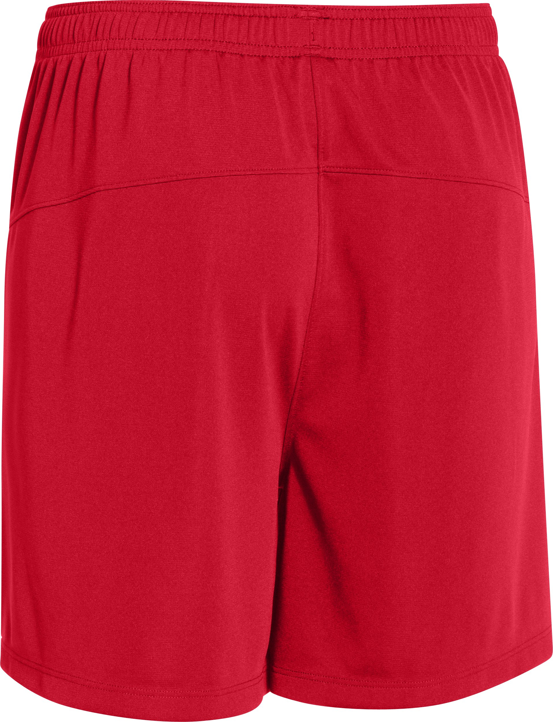 Women's UA Golazo Short, Red, undefined