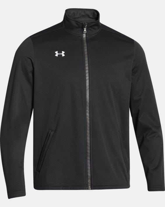Men's UA Ultimate Team Jacket, Black, pdpMainDesktop image number 6