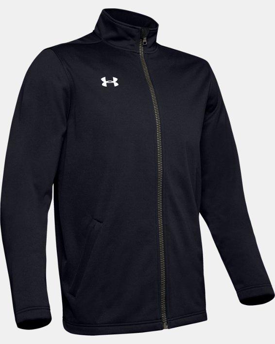 Men's UA Ultimate Team Jacket, Black, pdpMainDesktop image number 4