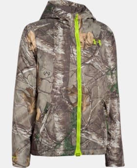 Boys' UA Storm Scent Control Barrier Jacket  1 Color $78.74