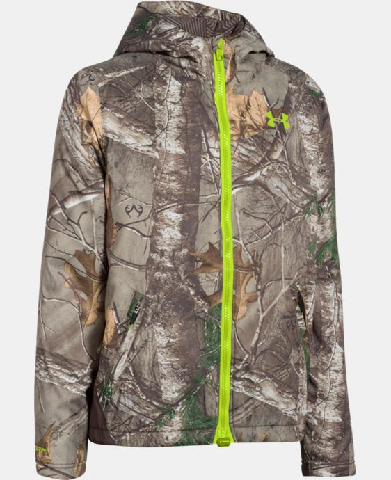 Boys' UA Storm Scent Control Barrier Jacket  1 Color $71.99