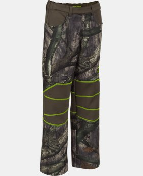 Boys' UA ColdGear® Infrared Scent Control Pants   $59.99