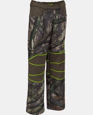 Boys' UA ColdGear® Infrared Scent Control Pants  1 Color $59.99