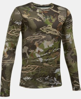 Boys' UA Scent Control Tech™ Long Sleeve LIMITED TIME OFFER 3 Colors $29.99