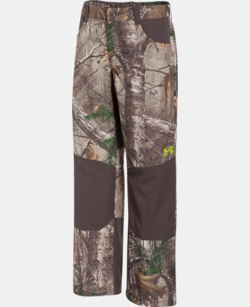 Boys' UA Storm Scent Control Field Pants  1 Color $39.74