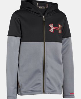 Boys' UA Storm Caliber Hoodie  1 Color $35.99 to $44.99