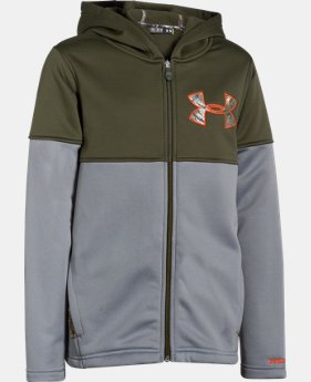 Boys' UA Storm Caliber Hoodie  2 Colors $35.99 to $44.99