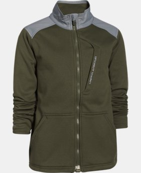 Boys' UA Storm ColdGear® Extreme Jacket  2 Colors $50.99