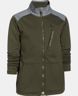 Boys' UA Storm ColdGear® Extreme Jacket  1 Color $50.99