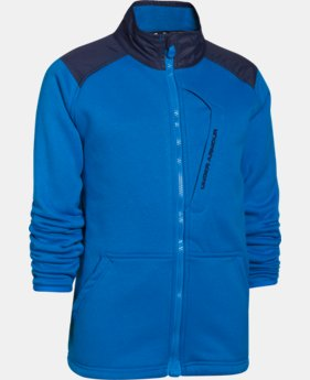 Boys' UA Storm ColdGear® Extreme Jacket  1 Color $35.99