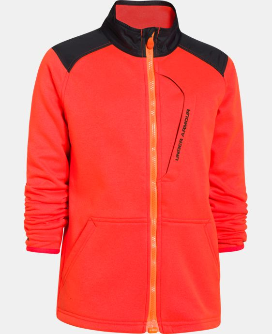 Boys' UA Storm ColdGear® Extreme Jacket LIMITED TIME: FREE U.S. SHIPPING 1 Color $35.99 to $47.99
