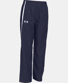 Boys' UA Essential Warm-Up Pants  1 Color $41.99