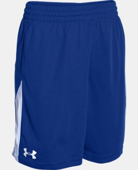 New Arrival  Boys' UA Assist Shorts  1 Color $29.99