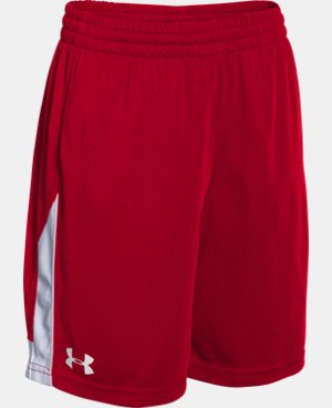 New Arrival  Boys' UA Assist Shorts  5 Colors $29.99
