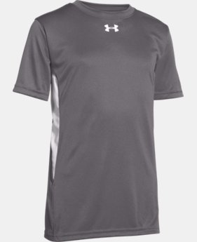 Boys' UA Zone T-Shirt  2 Colors $29.99