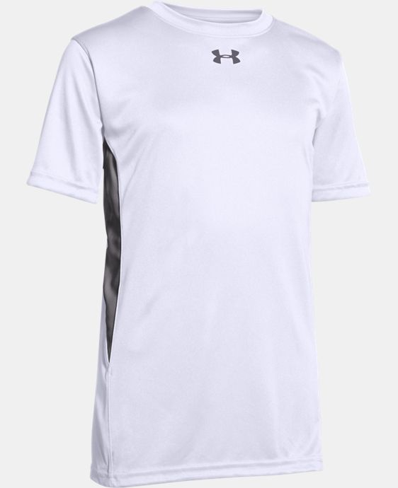 New Arrival  Boys' UA Zone T-Shirt LIMITED TIME: FREE SHIPPING 1 Color $29.99