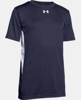 Boys' UA Zone T-Shirt  1 Color $24.99