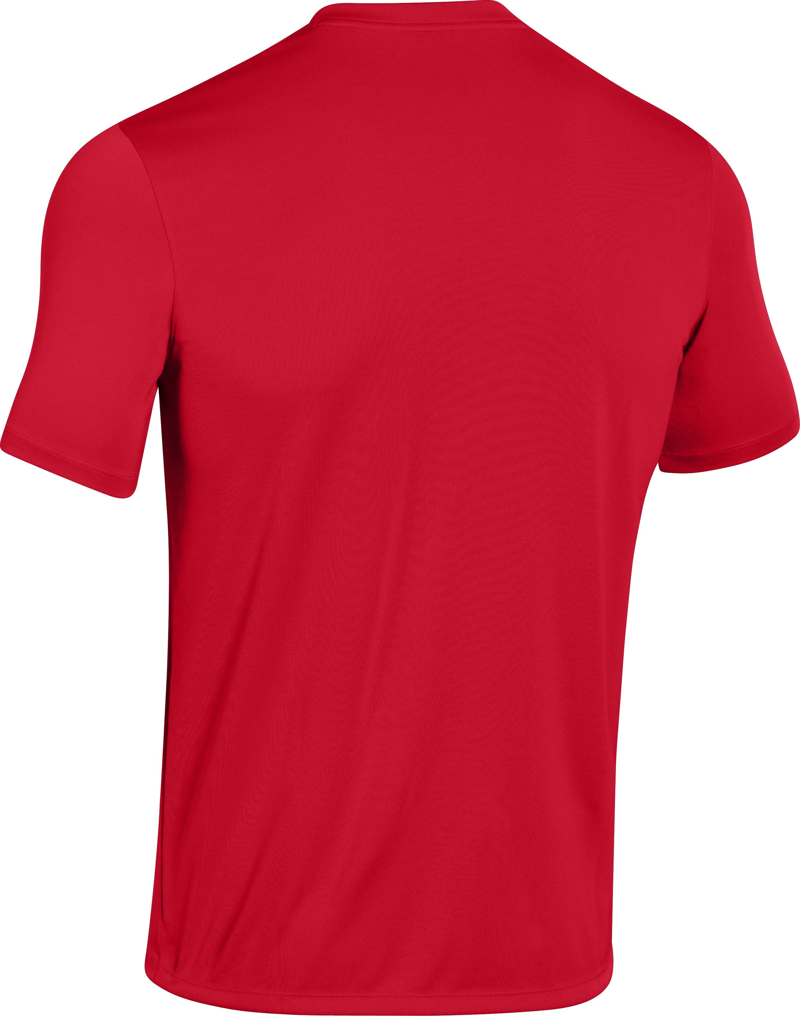 Men's UA Golazo Soccer Jersey, Red, undefined