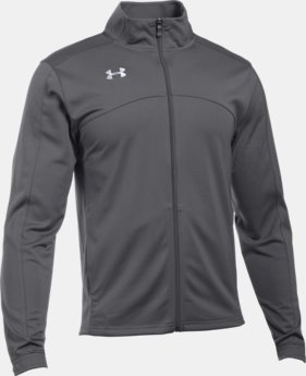 Men's UA Futbolista Soccer Track Jacket  1 Color $59.99
