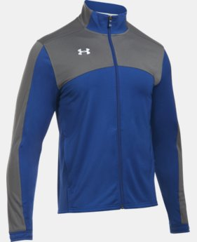 Men's UA Futbolista Soccer Track Jacket  2 Colors $59.99