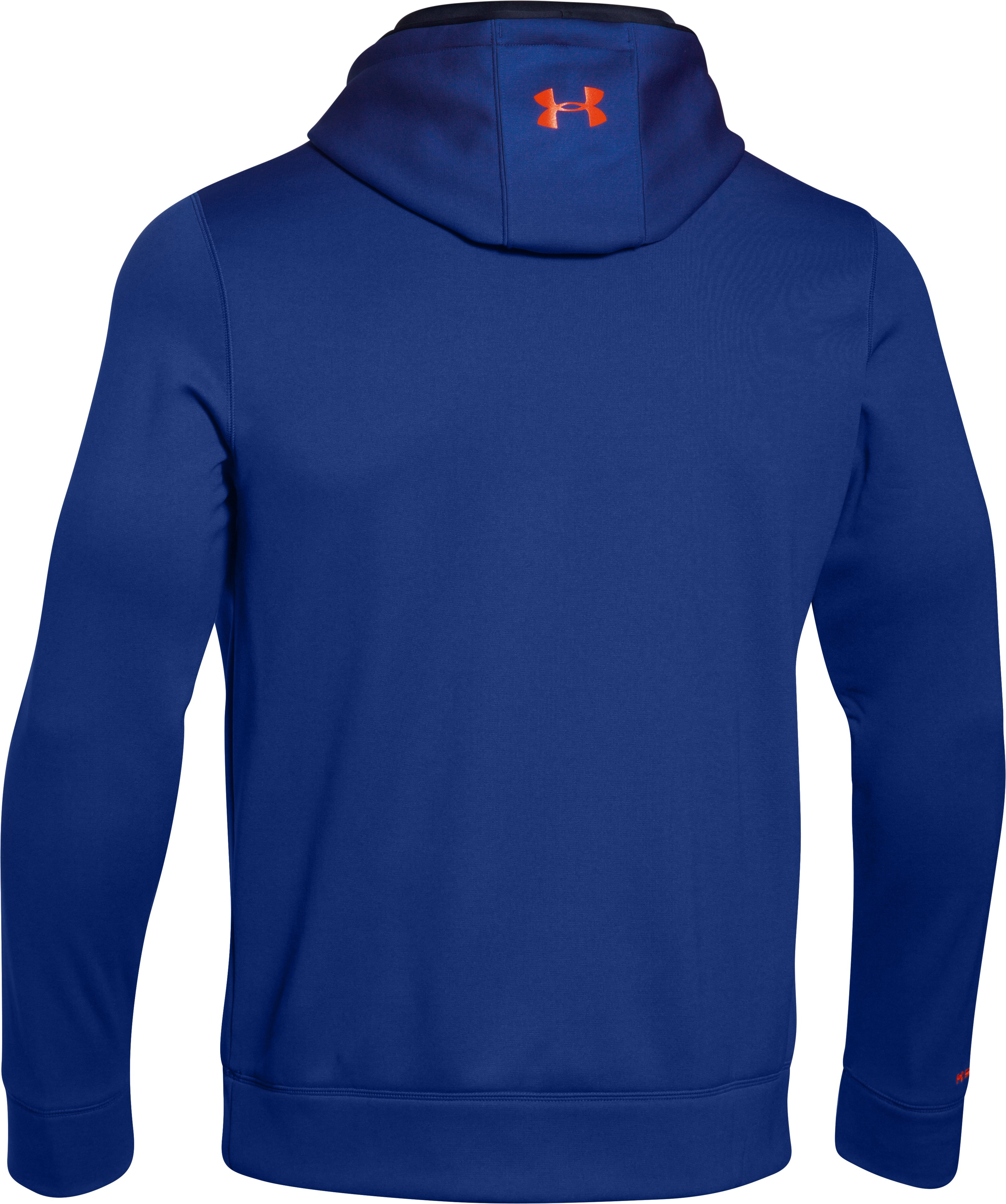 Men's UA Storm Armour Fleece® Big Logo Hoodie, COBALT,