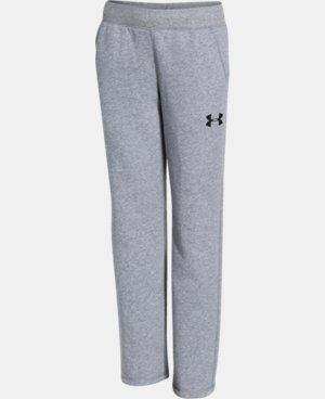 Boys' UA Rival Fleece Pants  1 Color $39.99