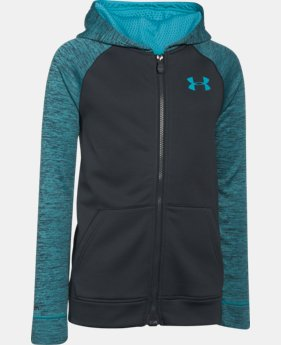 Boys' UA Storm Armour® Fleece Hoodie  3 Colors $38.99 to $48.99