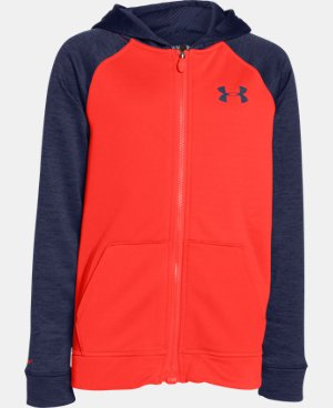 Boys' UA Storm Armour® Fleece Hoodie LIMITED TIME: FREE U.S. SHIPPING 1 Color $36.74 to $48.99