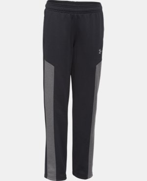 Boys' UA Storm Armour® Fleece Pants LIMITED TIME: FREE U.S. SHIPPING  $26.99 to $33.99