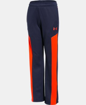 Boys' UA Storm Armour® Fleece Pants  1 Color $33.99
