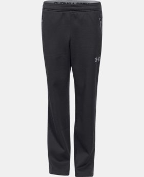 Boys' UA ColdGear® Infrared Fleece Pants  1 Color $39.74