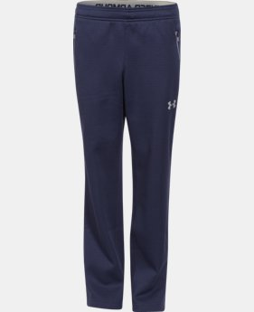 Boys' UA ColdGear® Infrared Fleece Pants  3 Colors $35.99 to $44.99