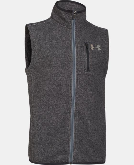 Boys' UA ColdGear® Infrared Performance Fleece Vest  1 Color $42.74