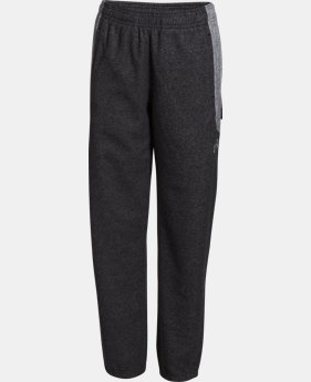 Boys' UA ColdGear® Infrared Performance Fleece Pants   $38.99