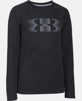 Boys' UA Waffle Long Sleeve  3 Colors $20.99