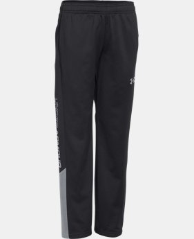 New Arrival  Boys' UA Brawler Pants  1 Color $34.99