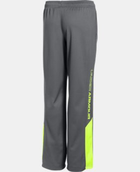 Boys' UA Brawler Pants  1 Color $20.99