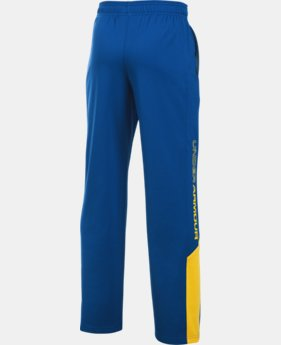 Boys' UA Brawler Pants  1 Color $29.99