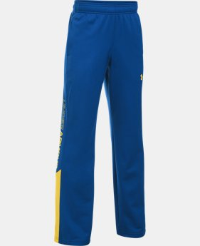 Boys' UA Brawler Pants  3  Colors $34.99
