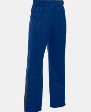 Boys' UA Brawler Pants LIMITED TIME: FREE SHIPPING 1 Color $20.99