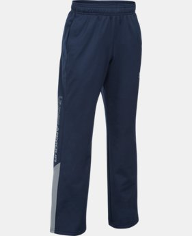Boys' UA Brawler Pants  1 Color $22.49